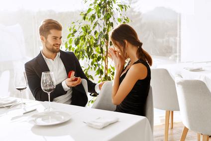プロポーズ指輪 渡すタイミング