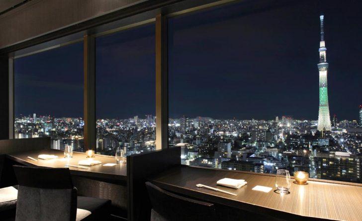 夜景が見えるレストラン プロポーズ