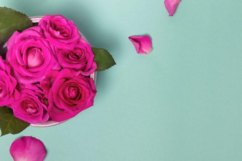 バラの花束 プロポーズアイデア