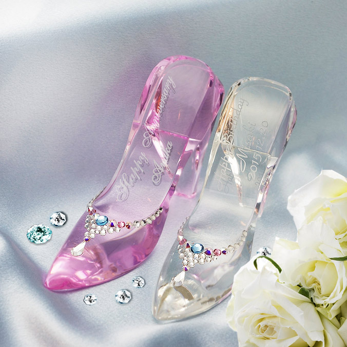 プロポーズ ガラスの靴