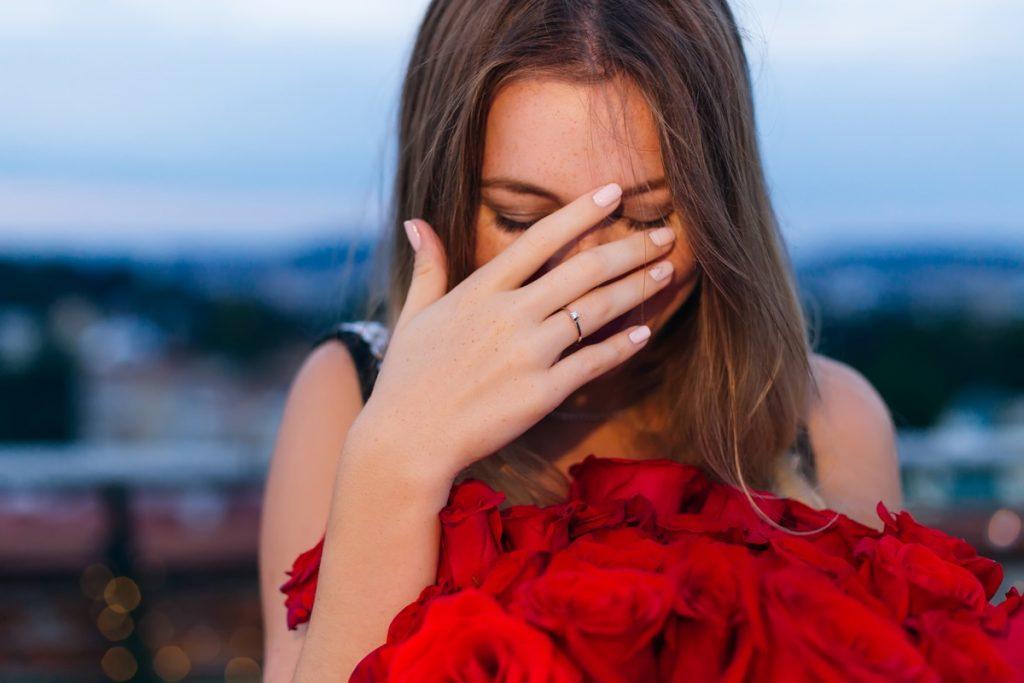 バラの花束 プロポーズおすすめ
