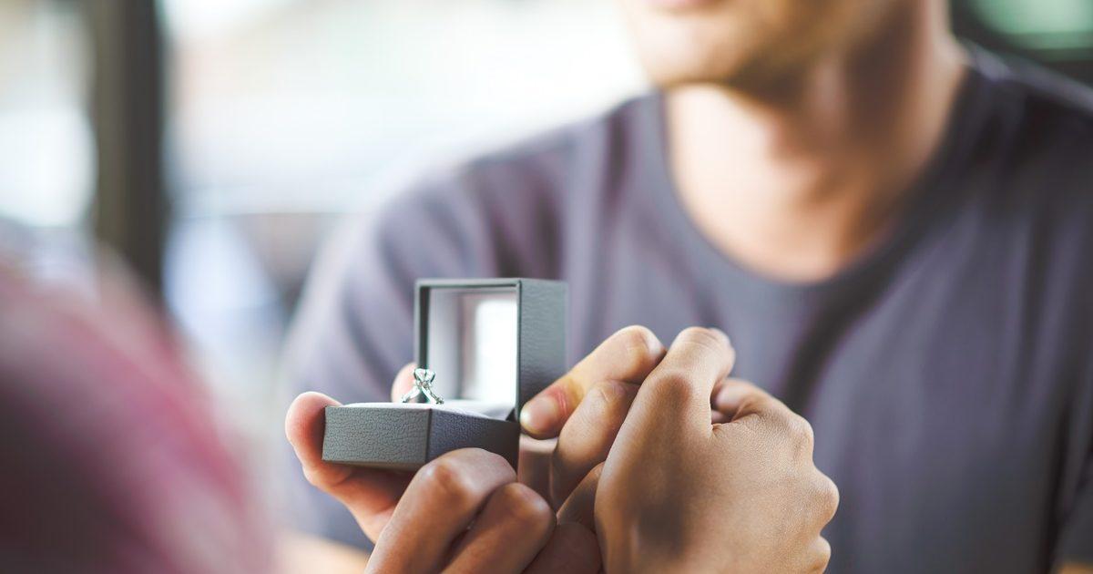 海外でのプロポーズ