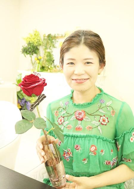 プロポーズ 持っていても恥ずかしくない赤バラ