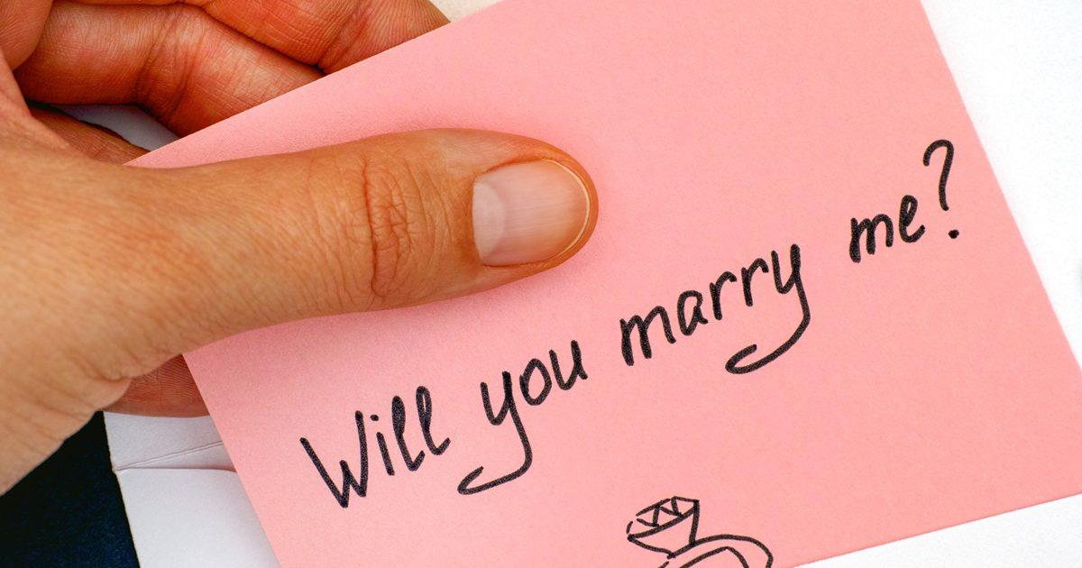 プロポーズの言葉 英語 通じない