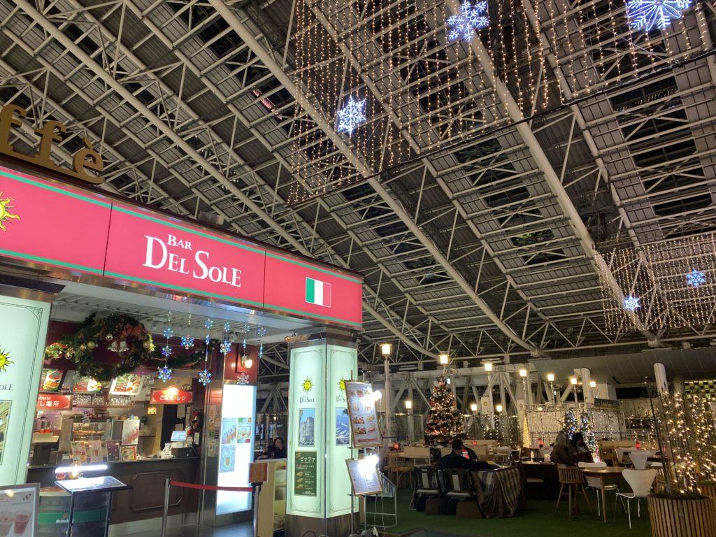 大阪駅のカフェ