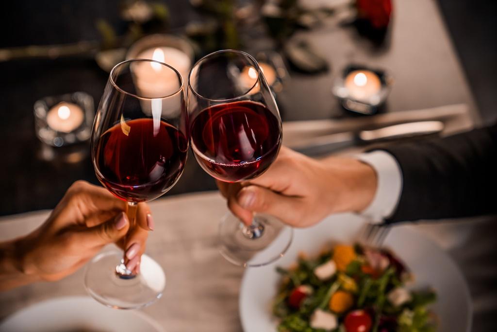 レストランプロポーズ ワイン