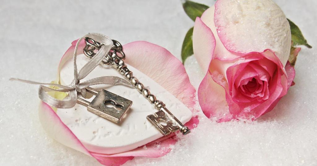 プロポーズ 合鍵